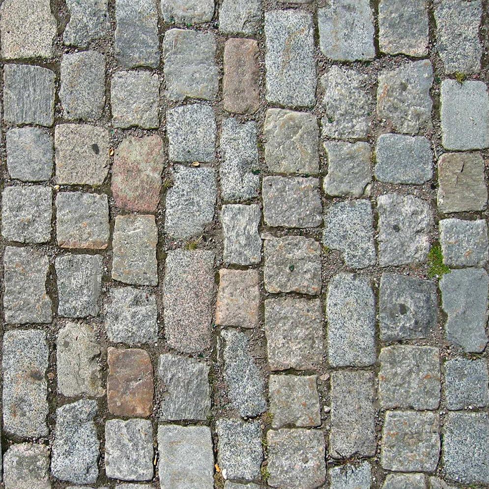 Cobblestone texture seamless